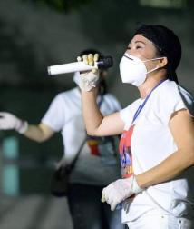 Phương Thanh bày tỏ sự bức xúc vì bất ngờ bị lôi vào ồn ào tiền từ thiện