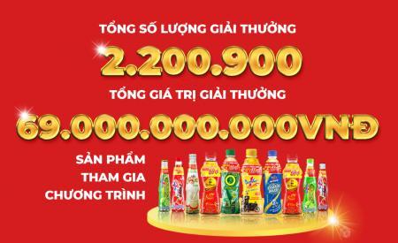 """Sao Việt và giới trẻ cuồng nhiệt """"xé nhãn', hơn 650 nghìn giải thưởng được trao"""