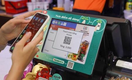 Thanh toán QR Code - đơn giản, tiện lợi