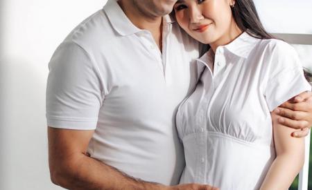 Võ Hạ Trâm mang thai