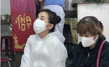 Cao Thái Hà và Trà Ngọc Hằng lên tiếng đính chính tin đồn sai lệch liên quan đến cố diễn viên Đức Long