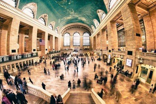 Top 10 nhà ga đường sắt đẹp, níu chân du khách nhất thế giới