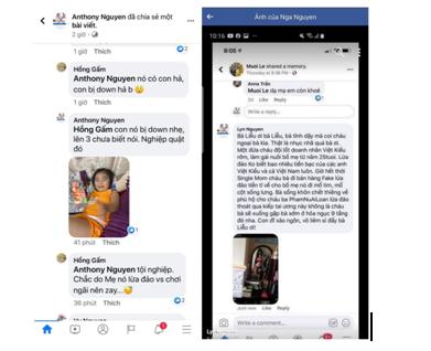 Cảnh báo việc xúc phạm người khác trên mạng xã hội